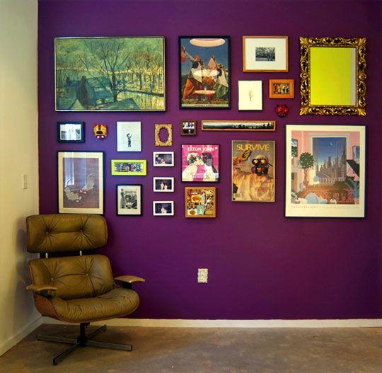paredes coloridas sala de jantar - Pesquisa Google