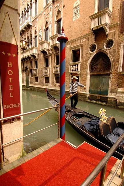Hotel Becher - Venice