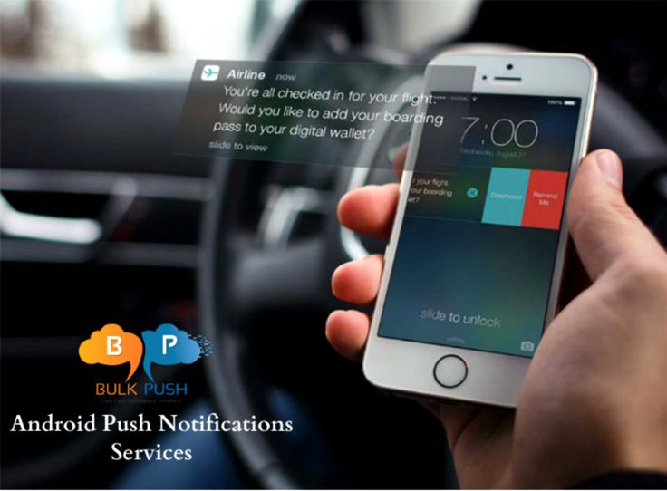The Benefits of Using BulkPush's Android #Push #Notifications - http://bit.ly/2h2SLoo