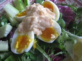 Low Carb taramasalata dip (check oil)