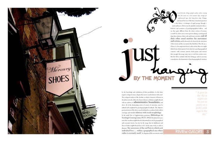 Magazine Layout Design | PDC Media – Magazine Layout Research | Photographic Journalism Year ...