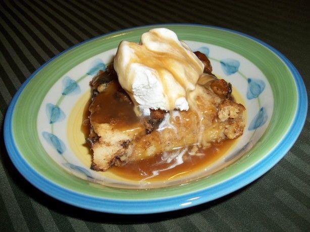 Caramel Bread Pudding Recipe - Food.com