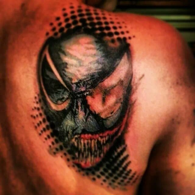 Best 25 venom tattoo ideas on pinterest venom spiderman for One of a kind tattoos