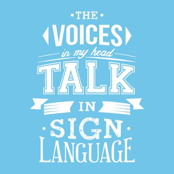 The 25+ Best Deaf Quotes Ideas On Pinterest