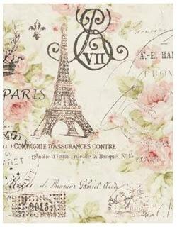 PAPIROLAS COLORIDAS: PARIS OH LA LA