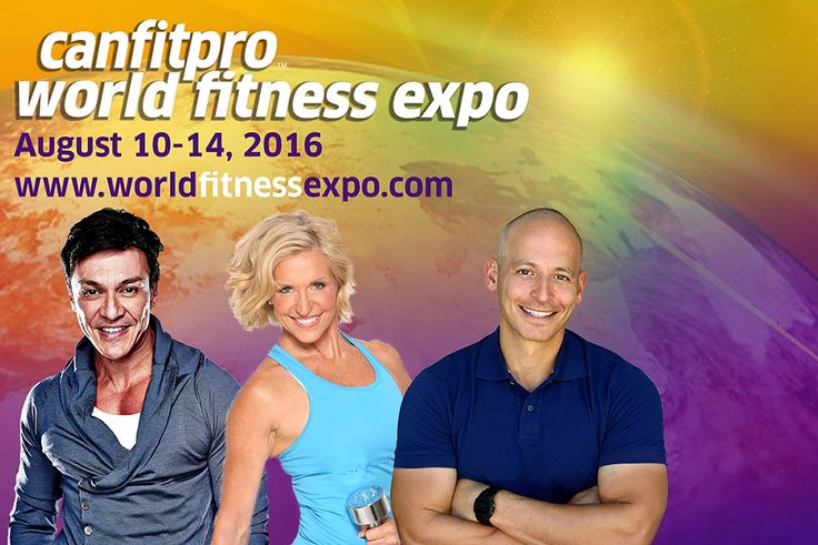 FHMatch - The world fitness expo Returns To Toronto!