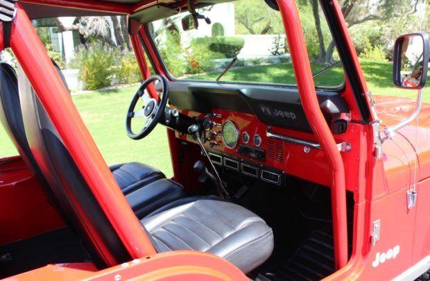 Restored 1980 Jeep Cj 5 In 2020 Jeep Cj5 Restorations Jeep Cj