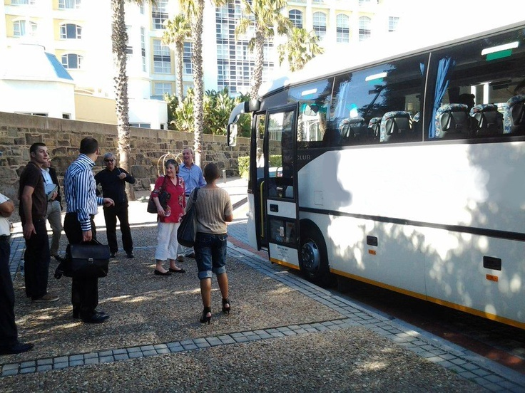 OFFSHORING CAPE TOWN: Business Meetings Success ... | Bus Hire Cape Town