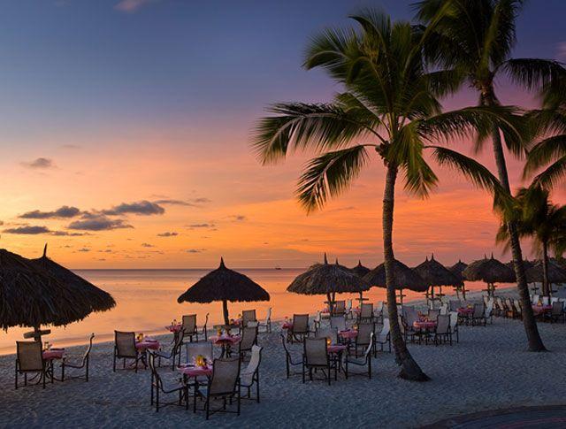Isola di Aruba, Mar dei Caraibi