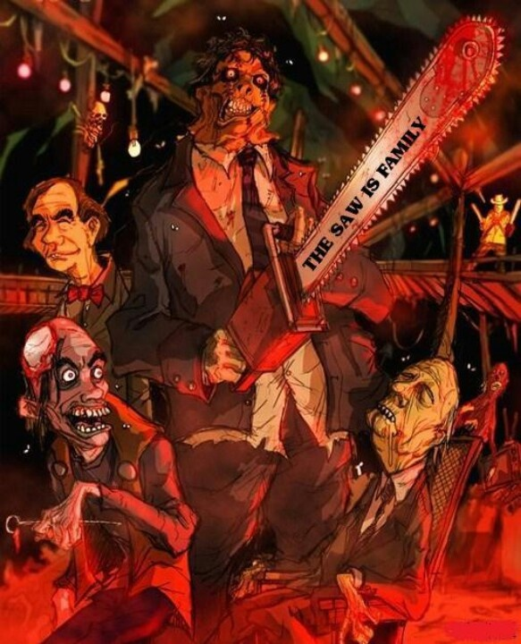 165 Best Images About The Texas Chain Saw Massacre On: 95 Best LEATHER FACE Images On Pinterest