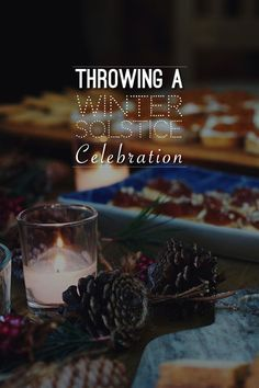 winter solstice celebration #foodbymars                                                                                                                                                                                 More