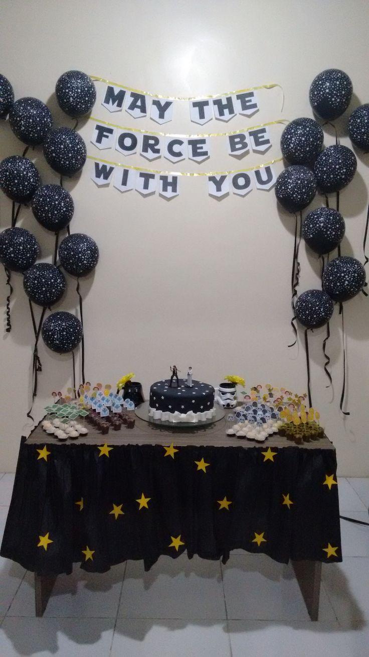 Star Wars | Bridal Shower Theme | Ideas U0026 Decorations