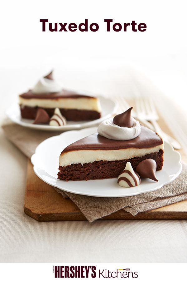 Bring sweet moments of happiness with this delicious and easy chocolate cake recipe from HERSHEY'S Kitchens. This rich recipe combines HERSHEY'S KISSES Brand Milk Chocolates and HERSHEY'S Cocoa for a chocolately recipe that will make anyone smile. Learn how to make this recipe in only 20 minutes today.