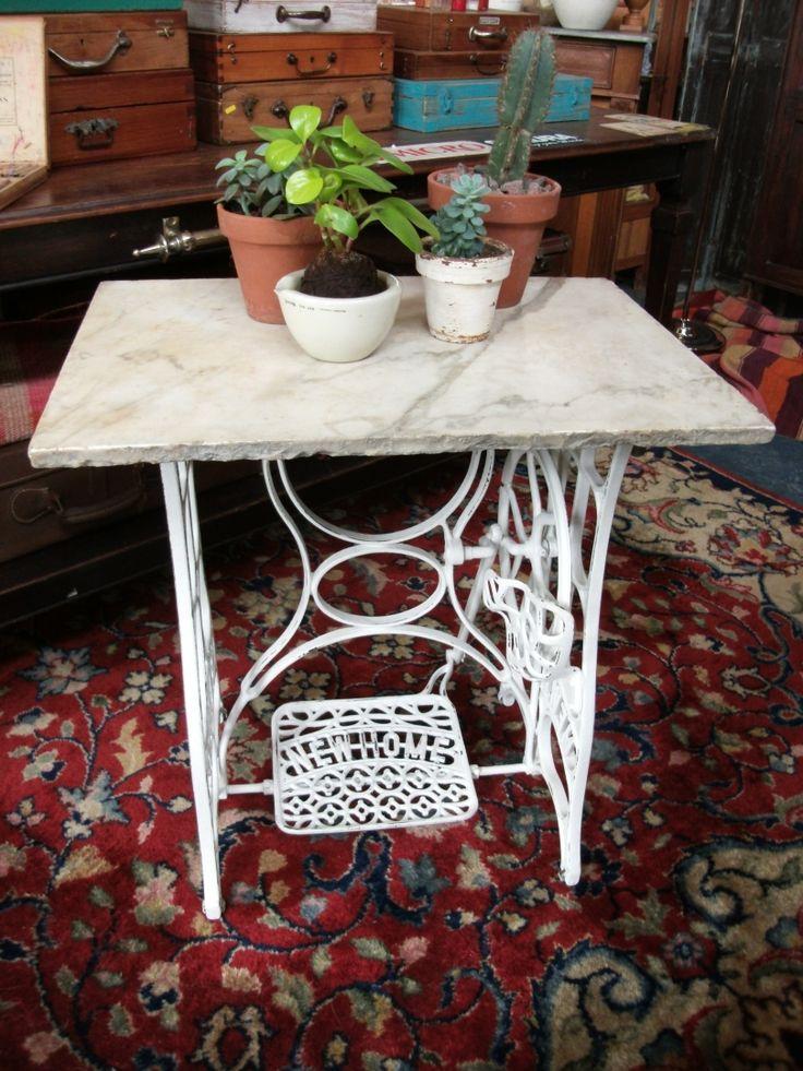 Mesa de jardin en hierro y marmol 800 coloreando - Mesas de hierro para jardin ...