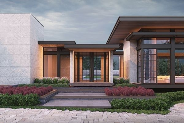 34 Modern Style House Design Ideas Inspiration Pictures To Inspire You 3 Autoblog Facade House Japanese Modern House Modern Mansion