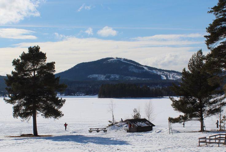 Sollerön. Gesundaberget. Photo by Anna-Karin Mattsson