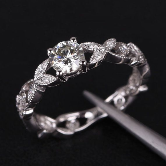 Best Best Engagement ring types ideas on Pinterest Engagement ring shapes Engagement ring guide and Emerald shape engagement rings