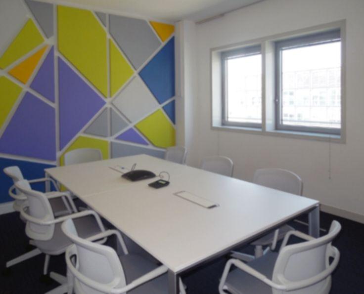 Meeting room- Mylan in Milan by Am4design