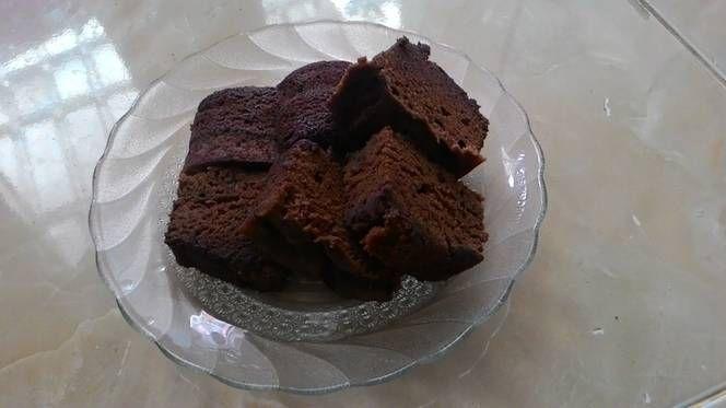 Brownies Chocolatos Simple No Oven No Mixer Di 2020 Mixer Tupperware Oven