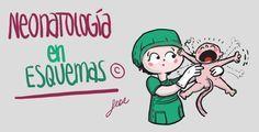 Quem não é louco por um bom resumo? Apresentamos para vocês o Neonatologia em esquemas, uma iniciativa de uma pediatra chilena que facilita em muito a vida na sala de parto e no atendimento ao neonato.