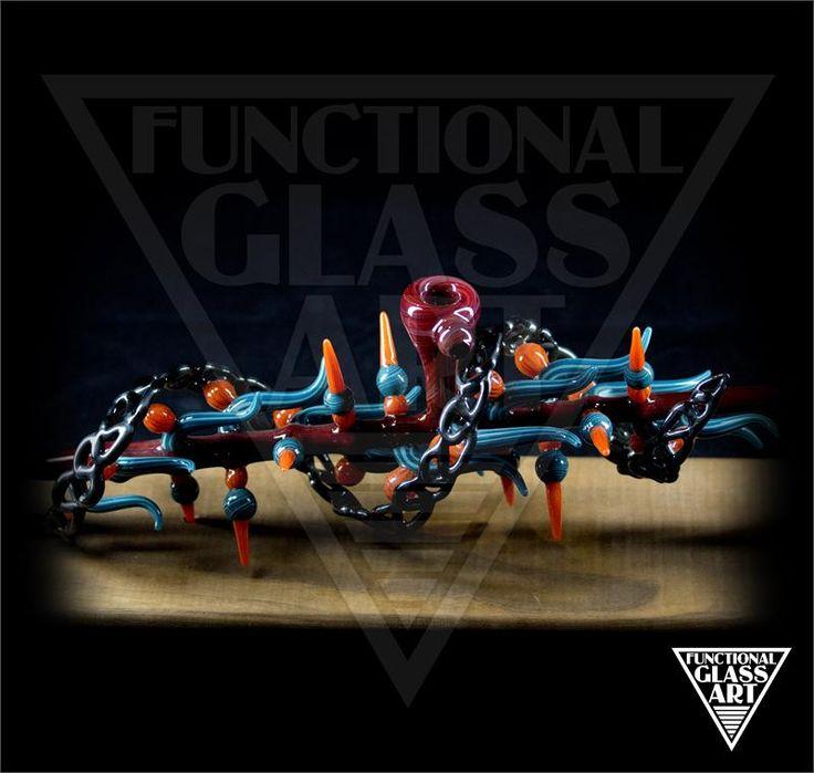 WJC Glass Pipes | Banjo & Tyson DNA Strand