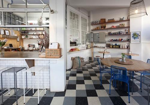 Kokako, Auckland cafe