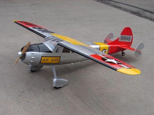 30cc Cessna LC-126 ARF QB Aeroworks