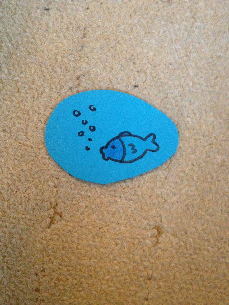 er zwemmen meer vissen in de zee