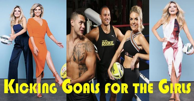 Kicking #goals for the #girls