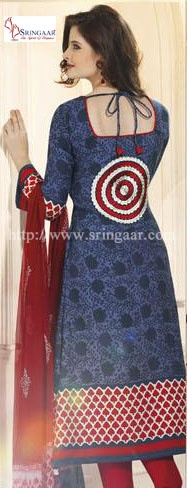 http://www.sringaar.com/buy/simple-cotton-salwar-kameez.aspx - simple cotton salwar kameez , cotton salwar kameez , salwar kameez - Sringaar.Com, We have a tendency to value our customers more than anything and want them to be happy. Sringaar.com, one of the biggest online shopping web store gives you an exquisite very stylish fashion designed by professionals.