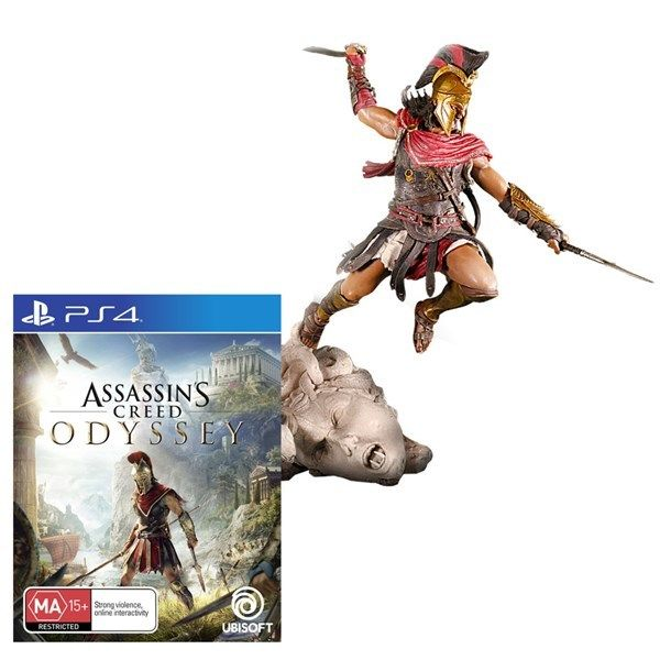 Assassin S Creed Odyssey Medusa Edition Eb Games Australia