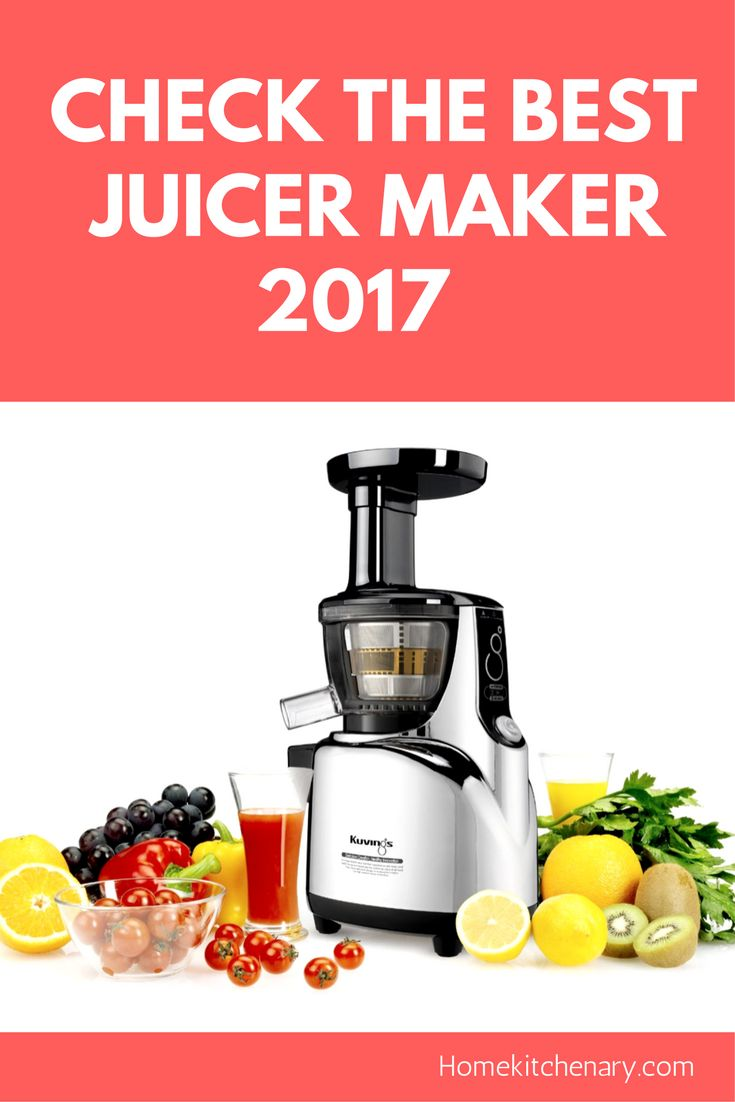 Complete guide to find out the best juicer maker on the market and which is on the top position? Visit: homekitchenary.com