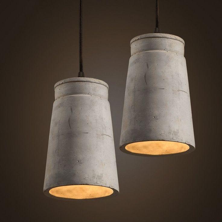 194 best concrete lamps images on pinterest cement concrete concrete odense pendant light pendant lightspendant lampspendantsart deco aloadofball Gallery