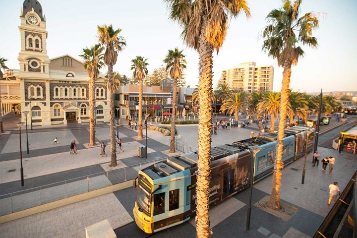 Glenelg, South Australia. To learn more about #Adelaide | #SouthAustralia, click here: http://www.greatwinecapitals.com/capitals/adelaide-south-australia