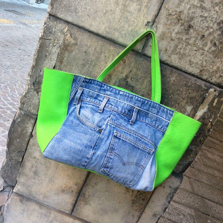 #jdkbagsandmore #jeansbag