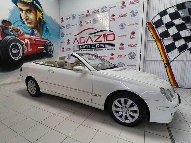 Mercedes Benz Clk 200 60000km Muy Cuedado Calpe Altea Javia