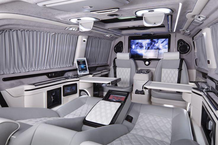 Klassen Luxury Van Transportation Pinterest Luxury
