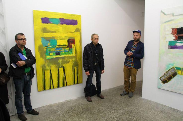 Krzysztof Mężyk, Dawid Radziszewski Gallery, Find out more: Warsaw Gallery Weekend – photo story http://contemporarylynx.co.uk/archives/4668