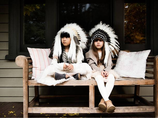 """A Winters Day"" by Stylist Michelle Offerman for Junior's Design Blog. / Photography: Carmen Rose www.carmenrose.com.au  Hair & Make up: Sheran Azmi www.makyajmodel.com  Stylist: Michelle Offerman www.michelleofferman.com  Models: Jeyda, Chanel and Bridget  Location: Aghadoe Estate www.aghadoeestate.com"