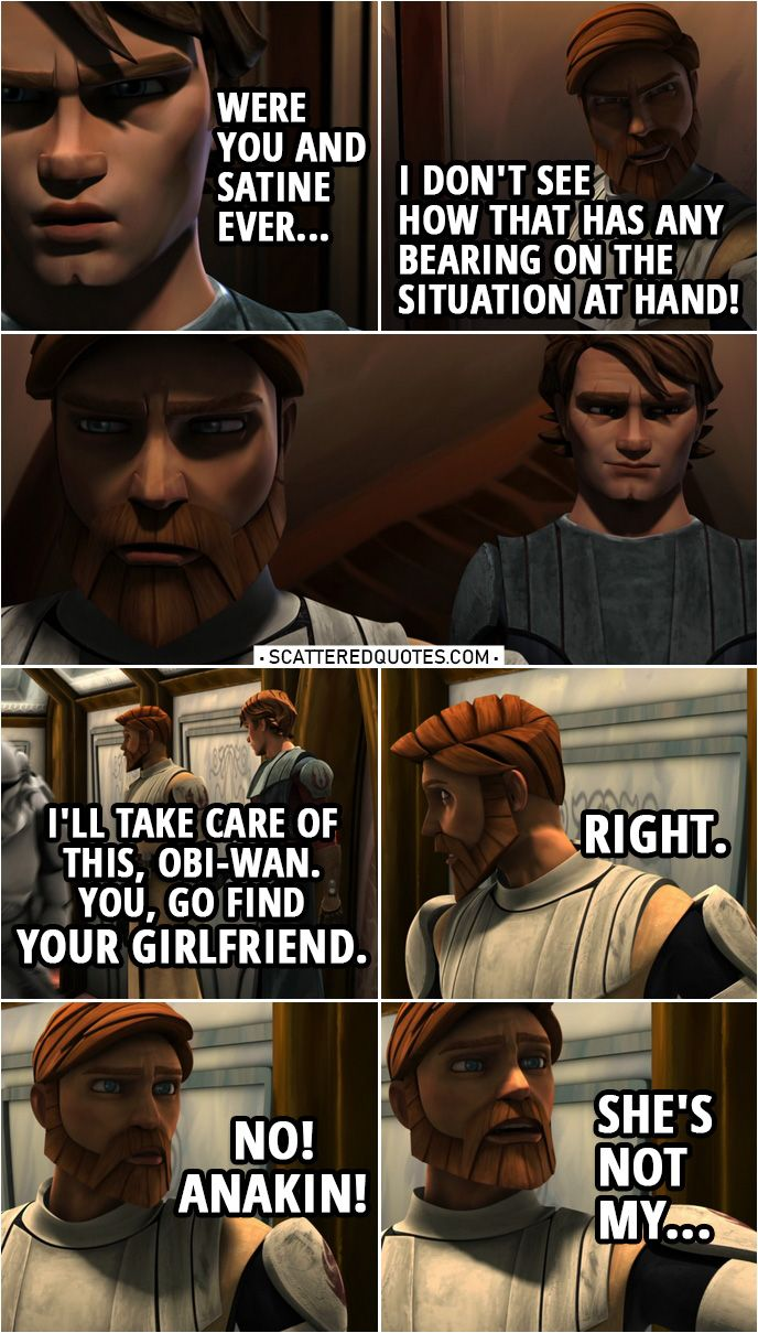 100 Best Star Wars The Clone Wars Quotes With Images Star
