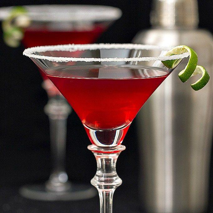 Pomegranate Martini - I'm Bored, Let's Go...