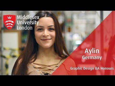 Aylin Kilic (meine Tochter), studiert an der Middlesex University in London.,  https://youtu.be/Zqayd08PR8A