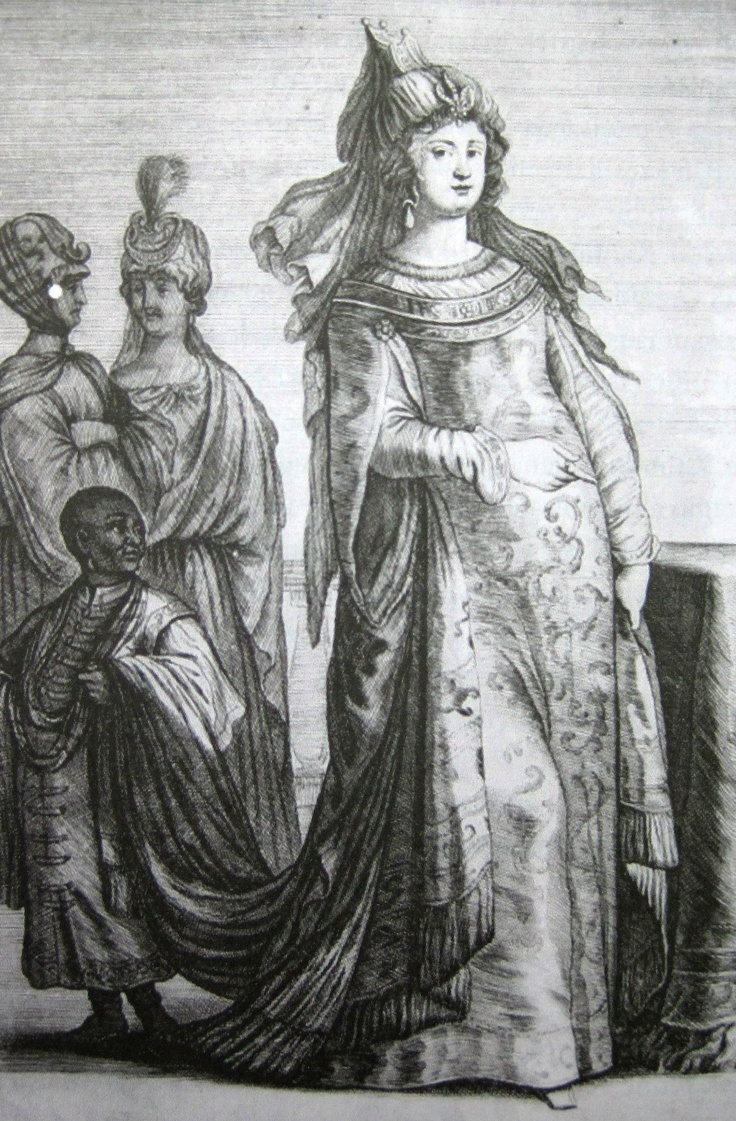 Kösem Sultan (Mâh-Peyker Sultan) 1589-1651 was one of the most powerful women in Ottoman history. She achieved power and influenced the course of the Ottoman empire through her consort Sultan Ahmet I, then through her sons Murad IV and Ibrahim I ('the Mad') and finally through her minor grandson Mehmed IV. She was regent twice and was thereby one of two women to have been formal regents of the Ottoman Empire. It is rumored that Mehmed's mother Turhan Hatice ordered Kösem's assassination.