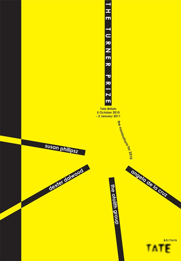 Turner Prize 2011   Posters   Jonathan Walton