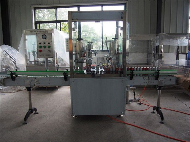 professional manufacturer Semi-Automatic paint spray filling machine for aerosol manufacturers     More: https://www.aerosolmachinery.com/sale/professional-manufacturer-semi-automatic-paint-spray-filling-machine-for-aerosol-manufacturers.html