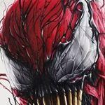 "14k Likes, 869 Comments - Benjamin Davis. (@whilesheburystomorrow) on Instagram: ""Prismacolor pencils on starthmore grey tone paper #carnage #venom #spiderman #marvel #prismacolor"""