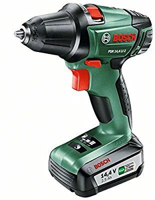 Bosch PSR 14.4 Li-2 2,5 Ah