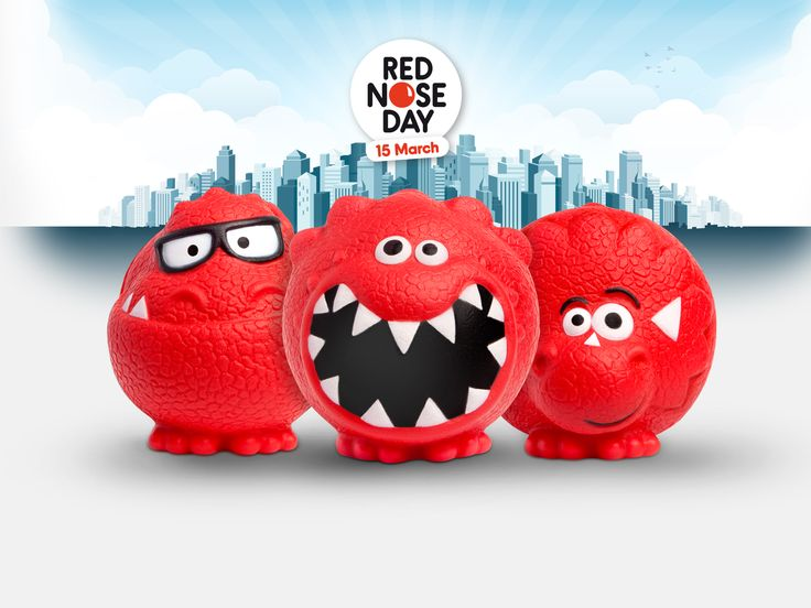 Images For > Red Nose Day Logo