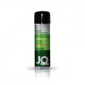 Krem do golenia dla mężczyzn - System JO Men Shaving Cream Cucumber 240 ml Ogórek - Świat-Erotyki.pl