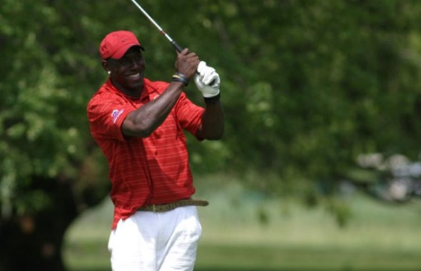 Donald Driver played in the Mike and Jessica McCarthy Golf Tournament last June at Nakoma GC in Madison. This summer, Driver will participate in another charitable event, the U.S. Venture Open.